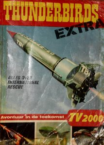1966 deel 1 Thunderbirds