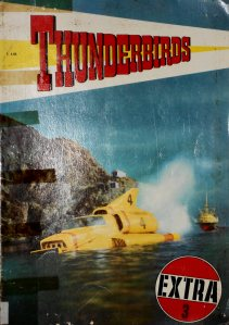 1966 deel 3 Thunderbirds
