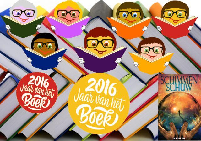 2016 jaar vanhet boek