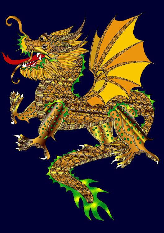 e-gouden-draak