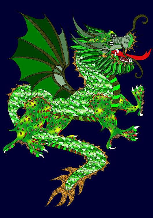 e-groene-draak