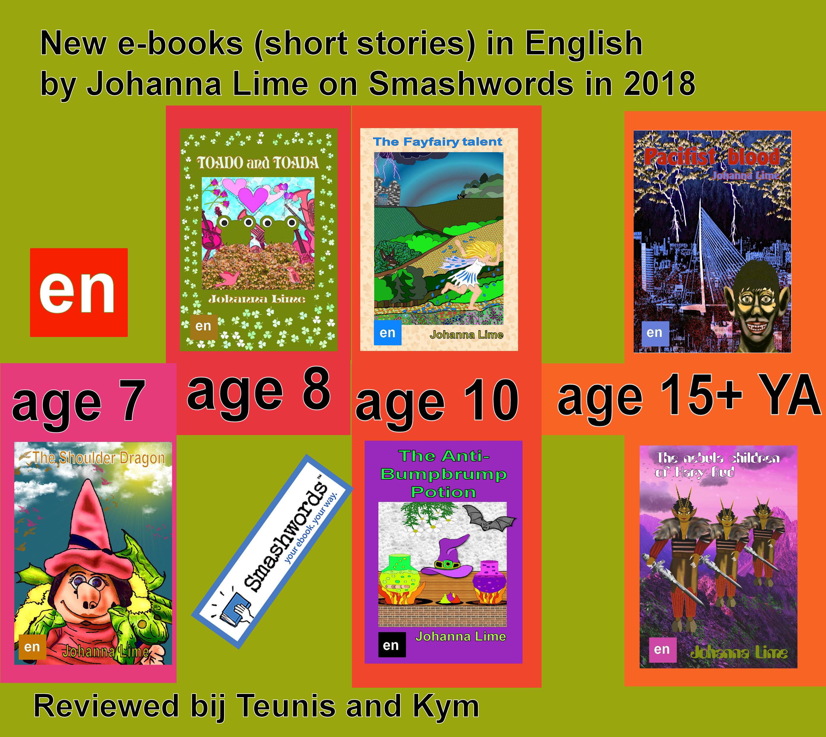 New EN E-books 20180820 - 20181207